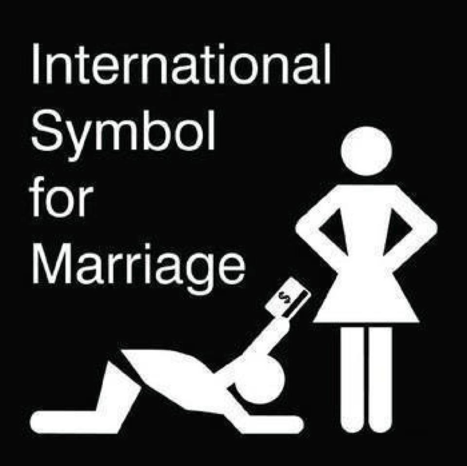 international symbol for marriage